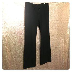Gap Black Modern Boot Pants. Size 8T.
